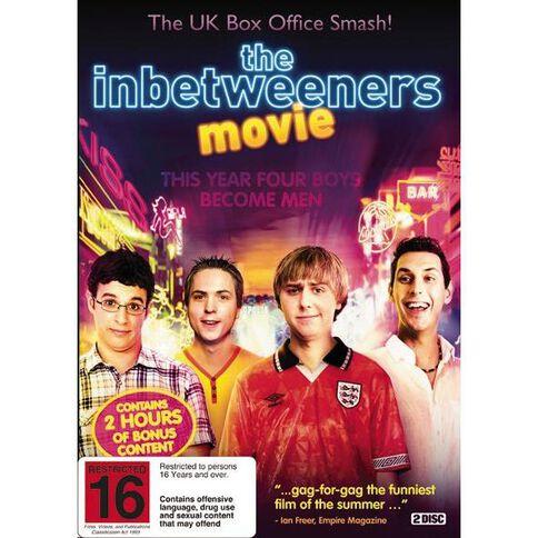 The Inbetweeners Movie DVD 1Disc