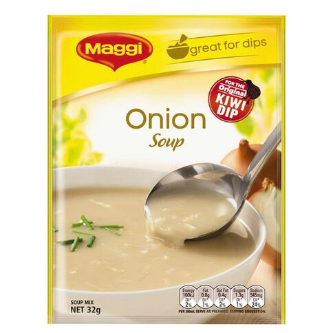 Maggi Onion Soup 32g