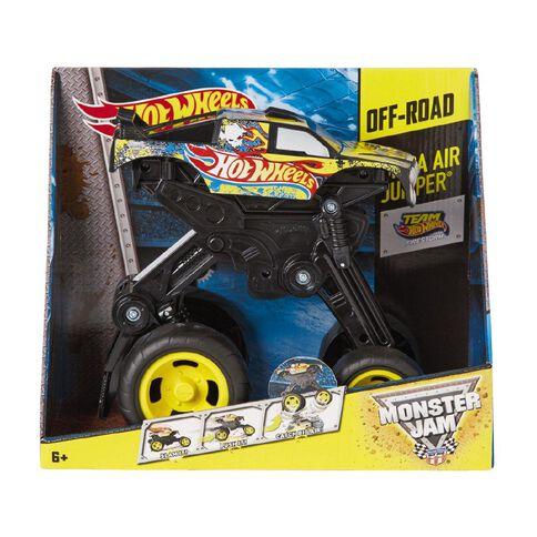 Hot Wheels Monster Jam Mega Air Jumper Assorted