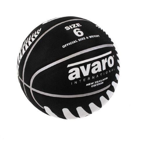 Avaro Basketball Ball Match Size 6