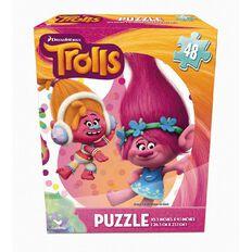 Trolls Promo Puzzle 48 Piece