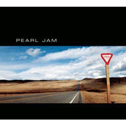 CD Pearl Jam Yield