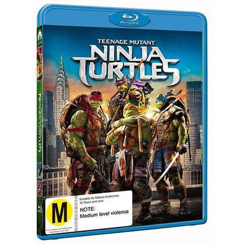 Teenage Mutant Ninja Turtles Blu-ray 1Disc