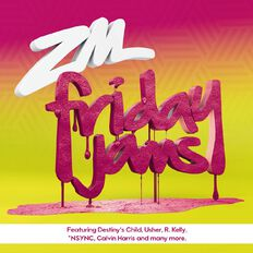 ZM Friday Jams CD by Various Artists 2Disc