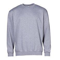 Basics Brand Men's Crew Neck Sweatshirt