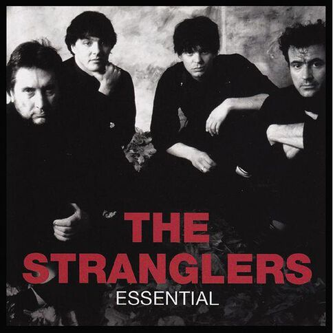 Essential CD by The Stranglers 1Disc