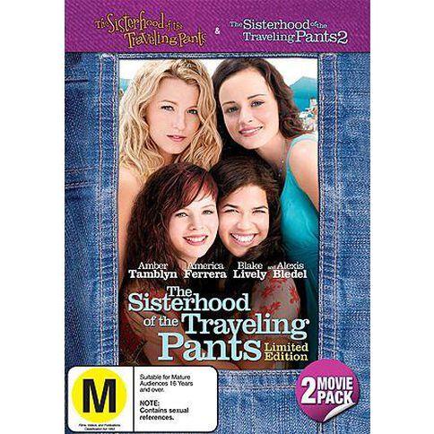 Sisterhood Of The Traveling Pants 1 & 2 Double Pack 2DVD