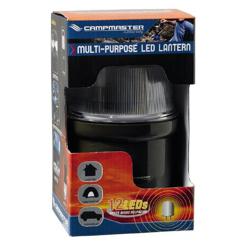 Campmaster Accessories Lantern 4D LED
