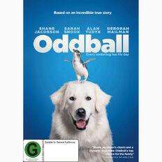 Oddball DVD 1Disc