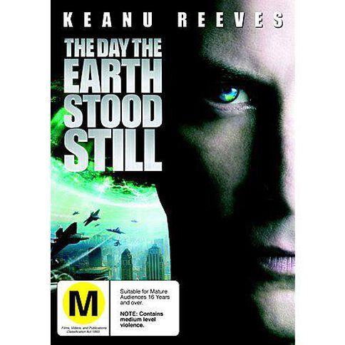 Day The Earth Stood Still DVD 1Disc