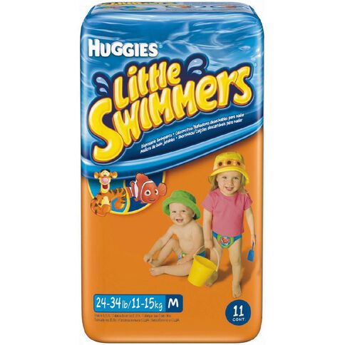 Huggies Little Swimmers Size 2 Medium