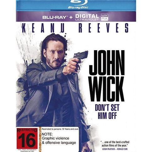 John Wick Blu-ray 1Disc