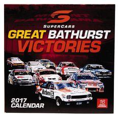 Calendar 2017 Great Bathurst Victories Square Wall