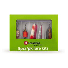 Necessities Brand Lure Kit 5 Piece