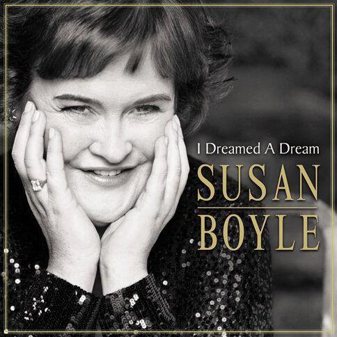 I Dreamed A Dream CD by Susan Boyle 1Disc