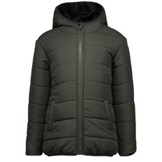 WZ Coloured Puffer Jacket