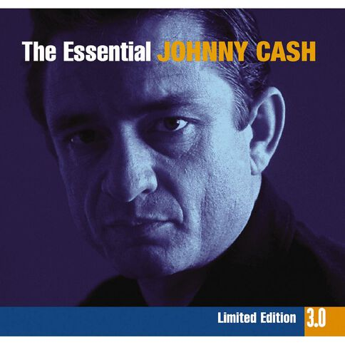 The Essential 3.0 CD by Johnny Cash 3Disc