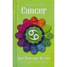 Horoscopes 2017: Cancer