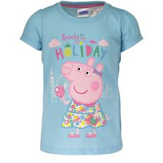 Peppa Pig Girls' Fly Tee