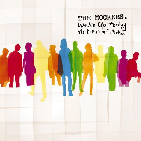 Woke Up Today The Definitive Collection CD by The Mockers 1Disc