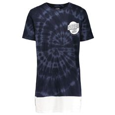 Urban Equip Mock Layer Tie Dye Tee
