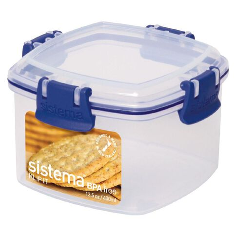 Sistema Klip It Blue Cracker 400ml