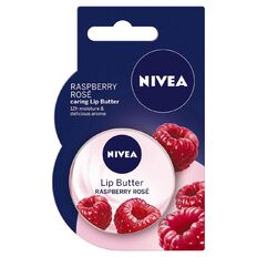Nivea Lip Butter Raspberry Rose 16.7g