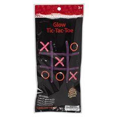 Glow Tic Tac Toe