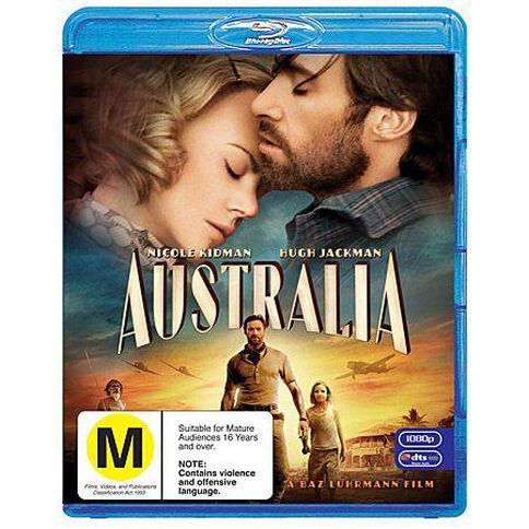 Australia Blu-ray 1Disc