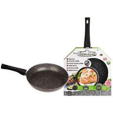As Seen On TV Stonewell Deep Dish Pan & Lid 24cm