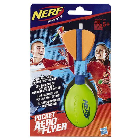NERF Pocket Aero Flyer Assorted