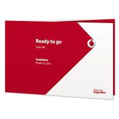 Vodafone Raw Welcome SIM