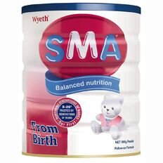 SMA From Birth 900g