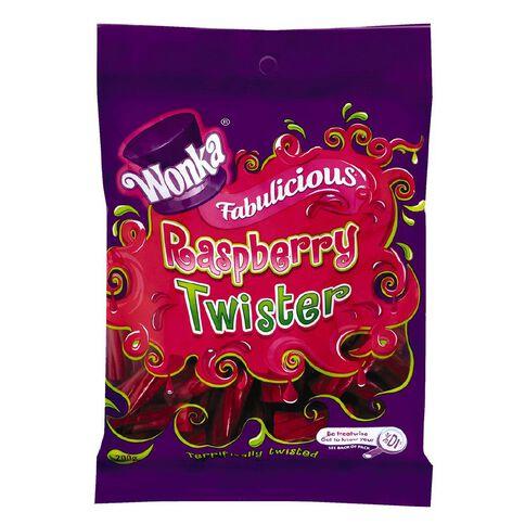 Wonka Raspberry Twister 200g