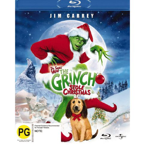 The Grinch Blu-ray 1Disc