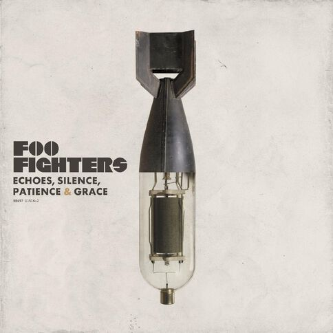 Echoes Silence Patience & Grace CD by Foo Fighters 1Disc