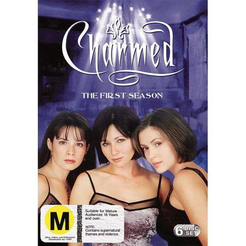Charmed Season 1 DVD 6Disc