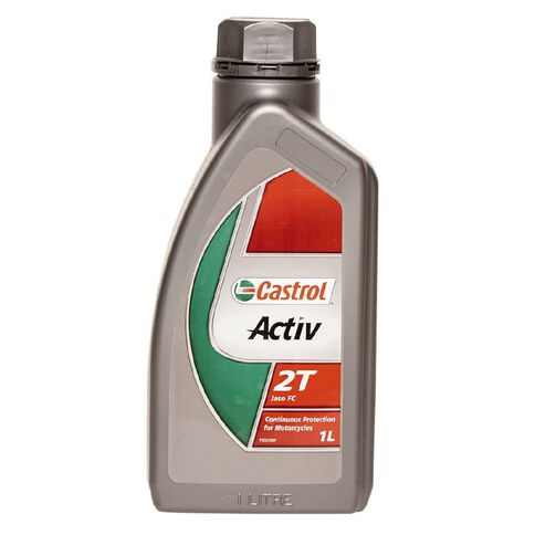Castrol 2 Stroke Active Oil 1L