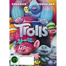 Trolls DVD 1Disc
