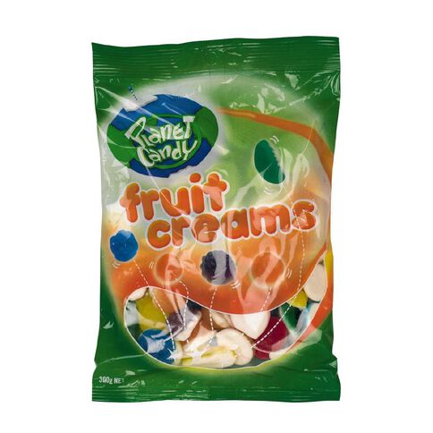 Planet Candy Fruit N Cream 300g