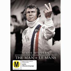 The Man & Le Mans DVD 1Disc