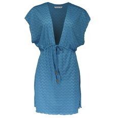 Beach Works Women's Zig Zag Kaftan