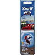 Oral-B Stages Kids Disney Power Toothbrush Heads 2 Pack Assorted