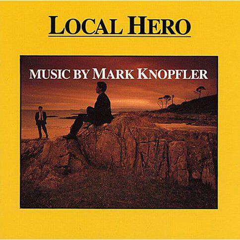 Local Hero CD by Mark Knopfler 1Disc