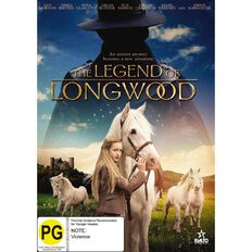 The Legend of Longwood DVD 1Disc