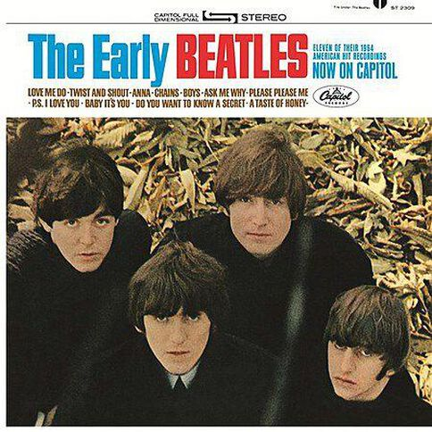 The Early Beatles CD by The Beatles 1Disc