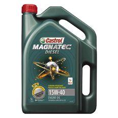 Castrol Magnatec Diesel 15W-40 5L