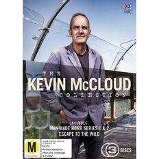 Kevin McCloud Box Set DVD 3Disc