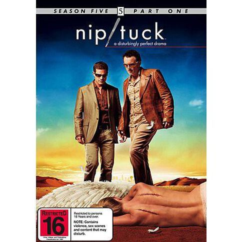 Nip/Tuck: Season 5 8DVD
