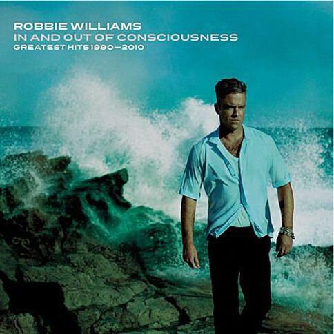 In and out of Consciousness CD by Robbie Williams 2Disc